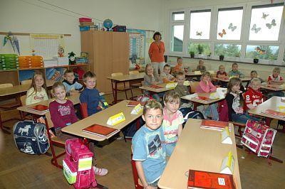 Shell Klassenzimmer